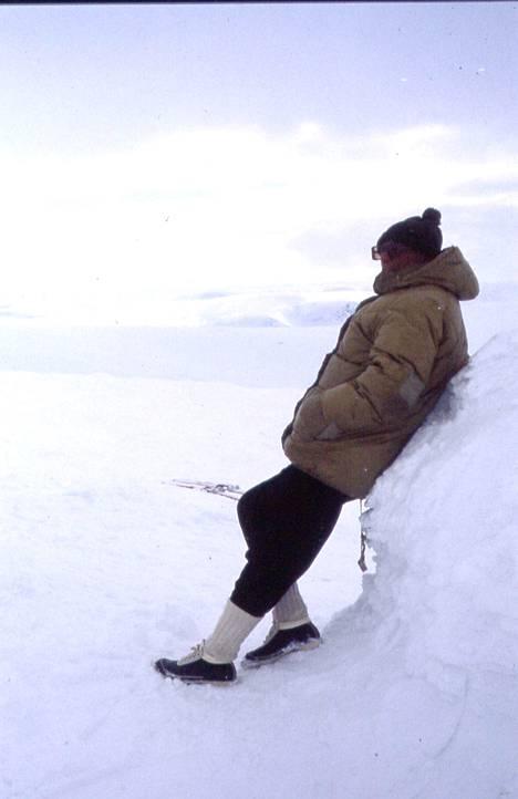 Arkistonjohtaja Pekka Lähteenkorvan mukaan Kekkosen oleilu Porojärvellä oli auvoista aikaa. –Se oli autio kolkka, jossa ei tullut vastaan ketään paitsi poroja
