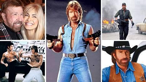 Onnea, miesten mies! – Näyttelen ihmisille, en kriitikoille. Voin rehellisesti sanoa olevani jollain tavalla ylpeä jokaisesta tekemästäni elokuvasta, Chuck Norris on sanonut.