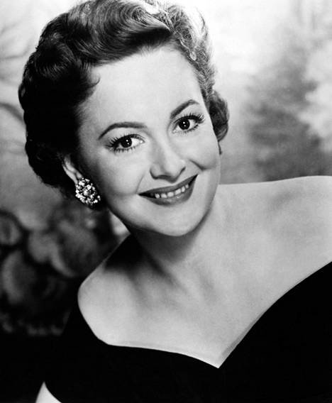 Olivia de Havillandilla oli näppinsä pelissä kuuluisan rakkaustarinan toteutumisessa.