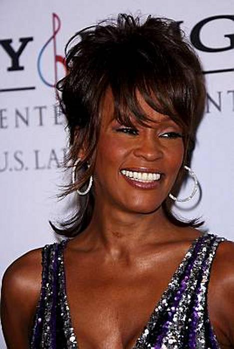 Whitney Houston on työstänyt comeback-albumiaan viimeiset vuodet.