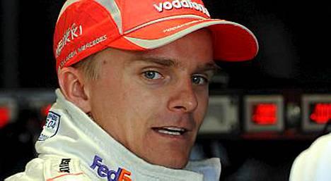 Heikki Kovalainen on menettänyt ainakin 20 MM-pistettä ilman omaa syytään.