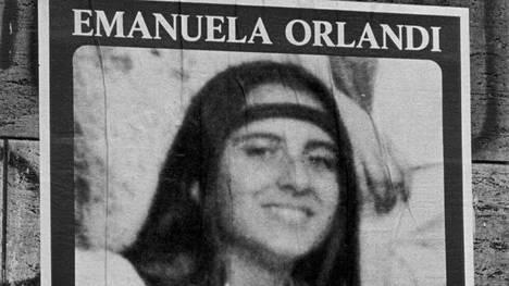 Emanuela Orlandi katosi kesäkuussa 1983.