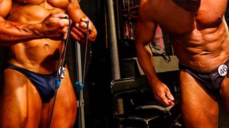 Kehonrakennus siirtyy dopingtestauksen piiriin-