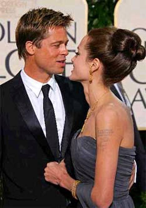Brad Pitt ja Angelina Jolie suunnittelevat jälleen perheenlisäystä.