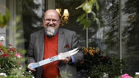 Toivo Tupin muutti Suomeen vuonna 1994, koska hän ei halunnut poikaansa Tsetshenian sotaan.
