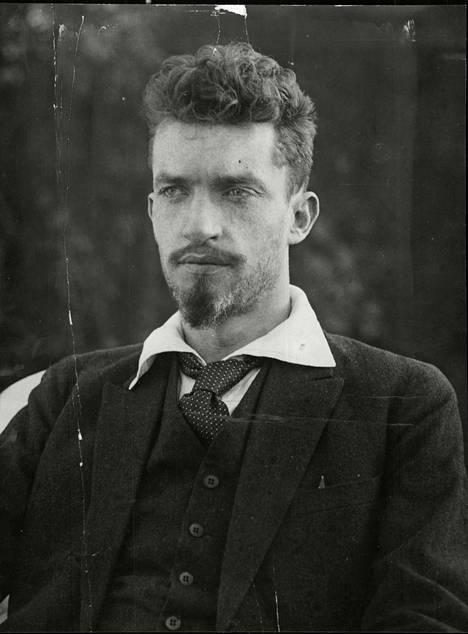 William Montgomery McGovern.