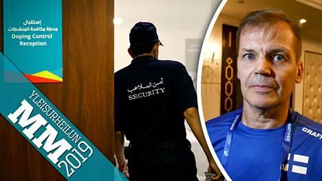 Kari Niemi-Nikkola listaa pitkän listan Dohan dopingvalvonnan puutteita.