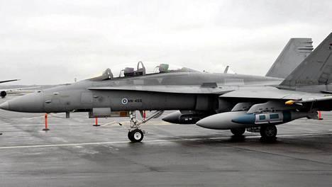 Hornet F-18D