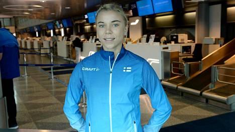 Taika Koilahti lähti yleisurheilun alle 23-vuotiaden EM-kisoihin mitaliodotuksin.