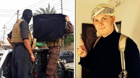Ruotsalainen jihadisti Michael Skråmo lähti vaimonsa ja neljän lapsensa kanssa Isisin riveihin Raqqaan. Perhe nosti asumistukea ja lapsilisiä yhteensä kahdeksan kuukauden ajan Syyriassa ollessaan.