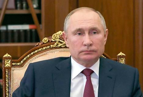 Vladimir Putinin Venäjä sai rauhaa operaatiolleen Trumpin kaudella.