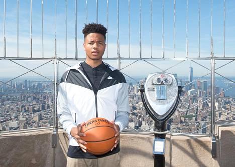 19-vuotiaasta Markelle Fultzista povataan ykkösvarausta New Yorkissa pidettävään NBA:n draftiin.