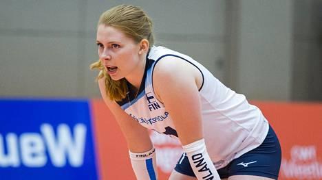 Suomen naisille kova päänahka – Unkari kumoon lentopallon Kultaisessa liigassa