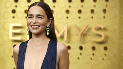 Emilia Clarke sai Game of Thrones -roolin vuonna 2010.