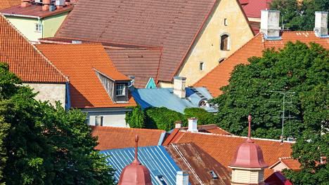 Suomalaiset ostavat Virosta keskimäärin 300 asuntoa vuodessa. Tallinnassa kauppamäärät ovat sadan paikkeilla.