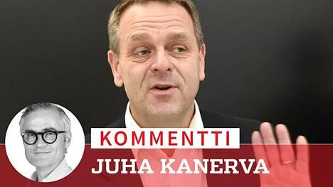Jan Vapaavuori valittiin lauantaina Olympiakomitean puheenjohtajaksi.