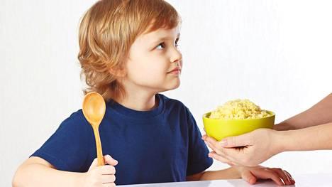 Ruoan haju vaikuttaa myös huomattavasti makuelämykseen.