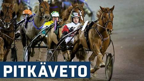 Ravivihje: Pitkäveto Kuopio 19.5.2018