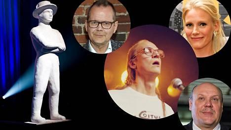 Viime vuoden kotimaisten elokuvien Jussi-palkintoehdokkaat on julkistettu.