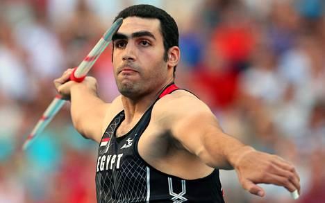 Petteri Piirosen valmentaa myös Pekingin MM-hopeamitalistia egyptiläistä Ihab Abdelrahman El Sayedia.