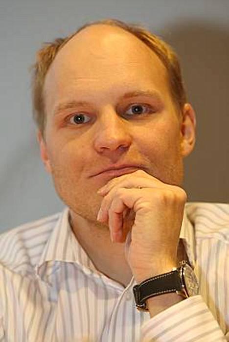 Kalle Palander tapasi salalapsensa äidin Norjassa vuonna 1999.