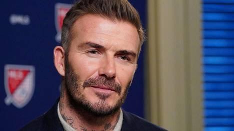David Beckham on uuden esports-organisaation osaomistaja.
