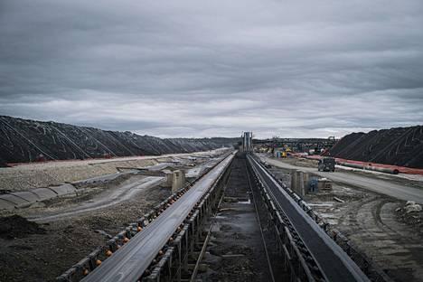 Terrafamen teollisuusalueella työskenteli viime vuonna säännöllisesti lähes 1500 työntekijää.