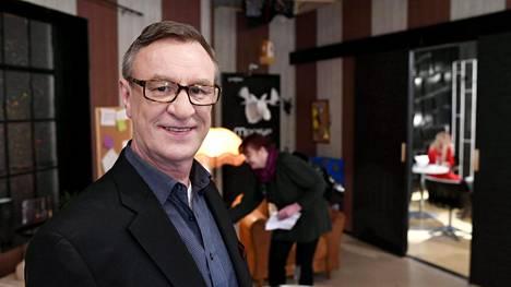 Esko Kovero on tehnyt pitkän uran Salatuissa elämissä.