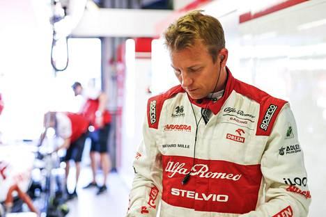 Kimi Räikkönen sai ylistystä osakseen.