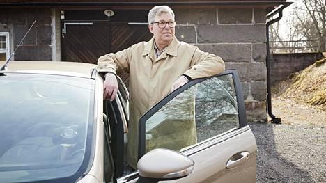 Hans Brummer kokee Beelyn järjestelyn helpoksi: ei tarvitse kuin ajaa ja laittaa bensaa tankkiin.