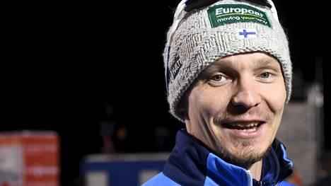 Petter Kukkonen toimii yhdistetyn maajoukkueen päävalmentajana nyt kuudetta kauttaan.