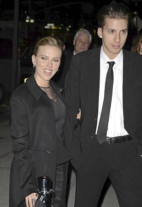 Scarlett ja Hunter Johansson.