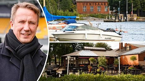Kolme eteläpohjalaista miljonääriä teki viime torstaina kaupat Helsingin edustalla sijaitsevan Uunisaaren vuokraoikeuksista.