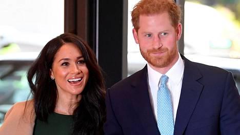 Herttuatar Meghan ja prinssi Harry aikovat näillä näkymin viettää joulunsa Kalifornian lämmössä.