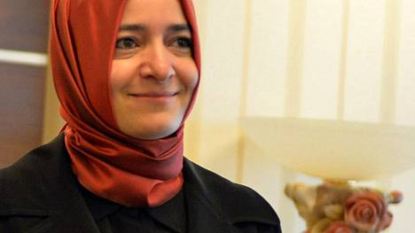 Turkin perheministeri Fatma Betül Sayan Kaya.