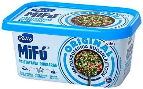 Mifun pakkauskoko on 330 g.