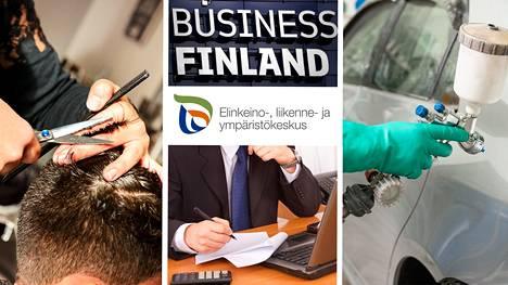 IS tutki koronatukea joko ely-keskuksilta tai Business Finlandilta saaneiden yritysten tilinpäätöstietoja.