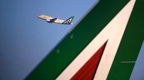 Italia Trasporto Aereo nousee Alitalian raunioille.