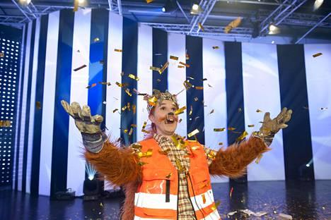 Nordman voitti Putous-kilpailun Salme Pasi -oravahahmollaan.