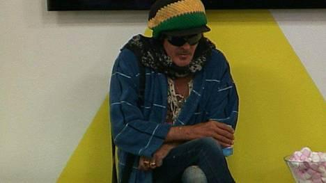 Andy McCoy vietti Big Brother -talossa yhteensä 10 päivää.