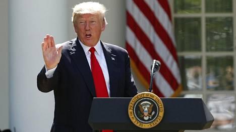 WSJ: Syyttäjä tutkii epäilyjä Trumpin virkaanastujaisvarojen väärinkäytöstä