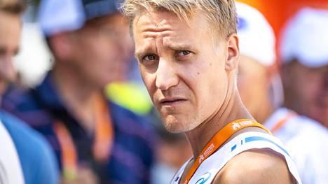 Epäonnistuminen Berliinissä käydyissa EM-kisoissa viime elokuussa aiheutti runsaasti päänvaivaa Aku Partaselle.