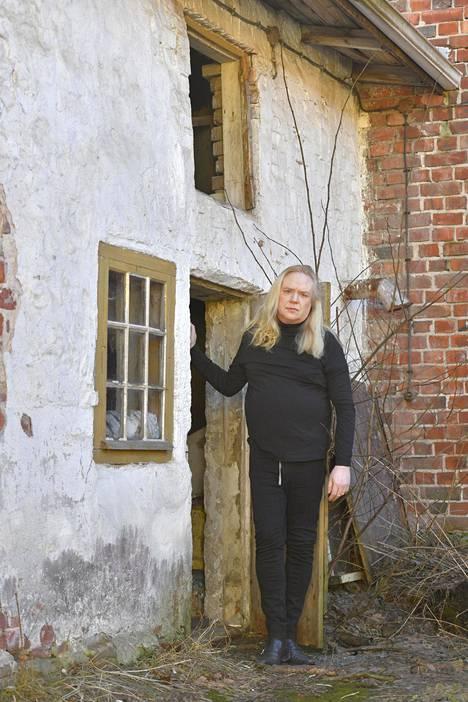 Jussi Hakulinen asuu edelleen Porissa.