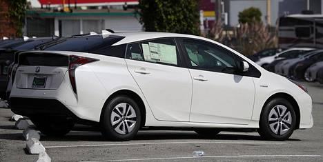 Toyota Prius on yksi maailman johtavista hybridimalleista.