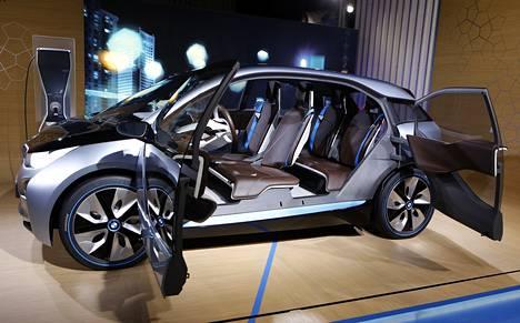 BMW i3 konsepti.