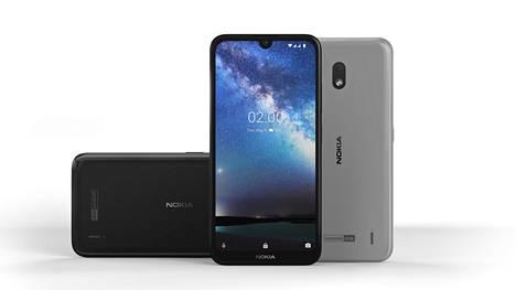 Tällä viikolla julkaistu budjettilaite Nokia 2.2 on HMD:n uusin puhelin.