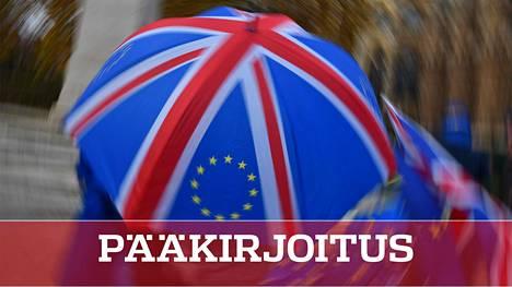 Brexitin vastustus lisääntyy Britanniassa. Hallitus ei kuitenkaan ole halukas viemään brittejä uuteen EU-kansanäänestykseen. Se merkitsisi myös uusia vaaleja, jotka konservatiivit todennäköisesti häviäisivät.