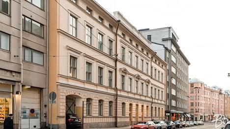 Helsingissä, osoitteessa Toinen linja 3 ennakkomarkkinoidaan asuntoja, joiden neliöhinnat ovat poikkeuksellisen korkeita.
