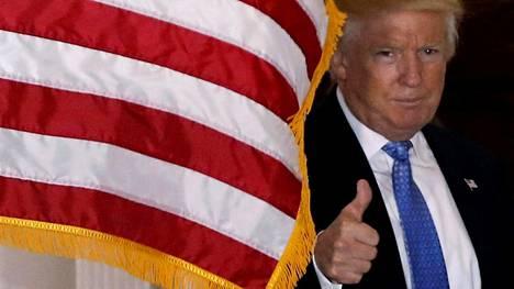 Yhdysvaltain presidentiksi nouseva Donald Trump on arvostellut mediaa voimakkaasti.