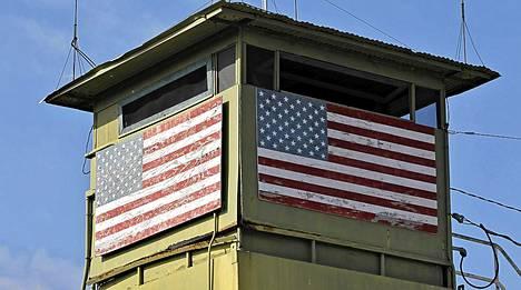 Guantanamon tukikohta maaliskuussa 2013.